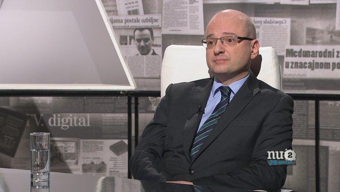 Prof.dr.sc. Igor Rudan u HRT-ovoj emisiji Nedjeljom u 2: Život je, uostalom, spolno prenosiva bolest koja je smrtonosna…!