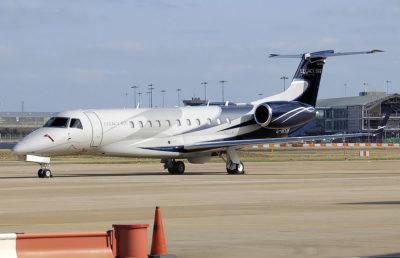Embraer Legacy, mlažnjak kakvog je unajmio naše gore list (foto Wikipedia)