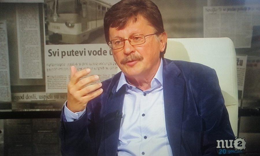 Vilim Ribić ( ponovo ) kod Stankovića u Nu2: Nadmenog sindikalistu uz nedjeljni ručak može nam servirati amo netko tko nam ne želi dobro, ili mu je gost u zadnji trenutak otkazao…
