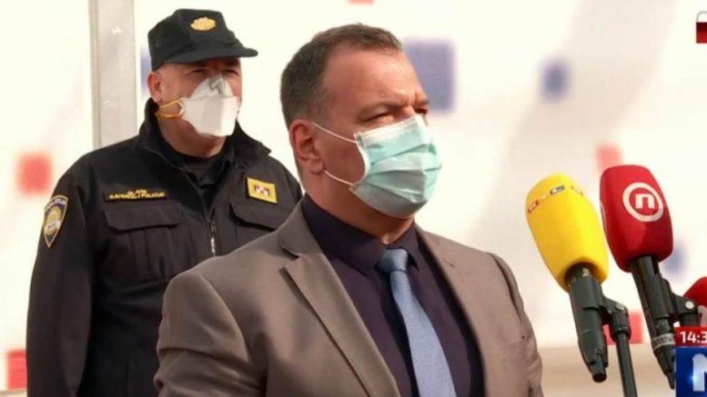 Korona-bilten: Županijski krizni stožer u Šibeniku za dane vikenda zatvorio šetnicu u kanalu sv. Ante