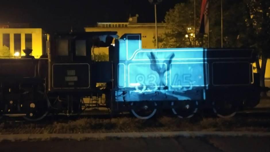 """Radnička fronta i spomen na žrtve jasenovačkog logora: Projekcija na zloglasnoj """"Crnoj Katici"""", protiv zaborava i laži…"""