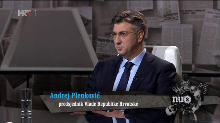 Andrej Plenković u Nu2 na HRT-u : Najviše žalim što Hrvatska nije u ove 4 godine postala tolerantnije društvo. Tko ga je u tome sprječavao?!