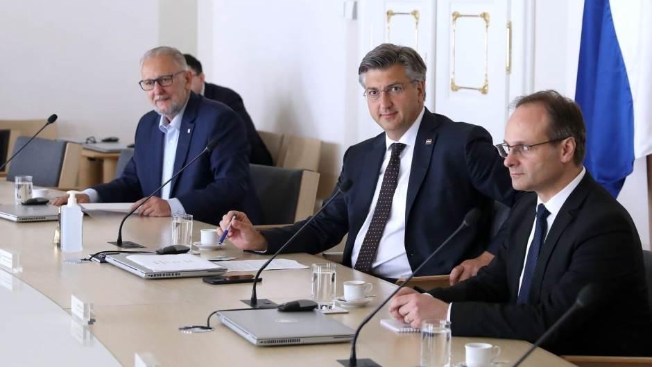 Nova Vlada na prvoj sjednici: Zakon o obnovi Zagreba od posljedica potresa, četiri mjeseca nakon što je grad razoren…