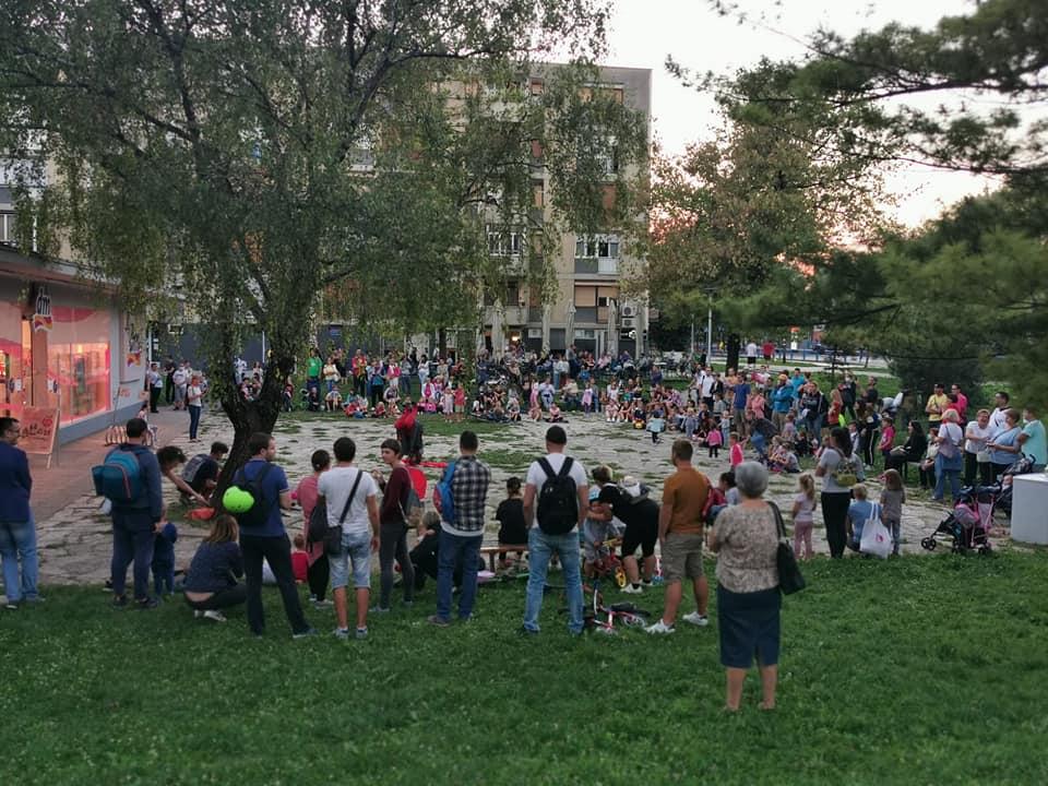 Pobjeda protiv megalomanske gramzljivosti: 'Građani i građanke Knežije obranii su park!'