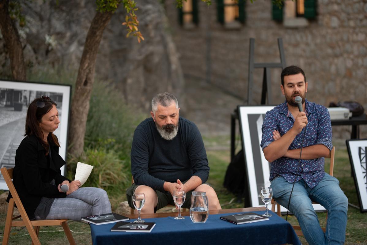 Život u limbu, kninska promocija: Čokin i Raškovićev povratak u Knin, s pričom o traumama rata