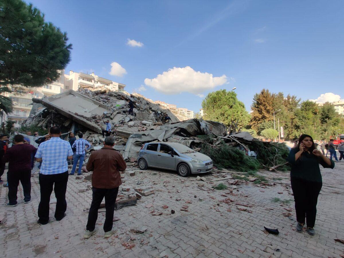 Snažan potres zatresao Tursku i Grčku