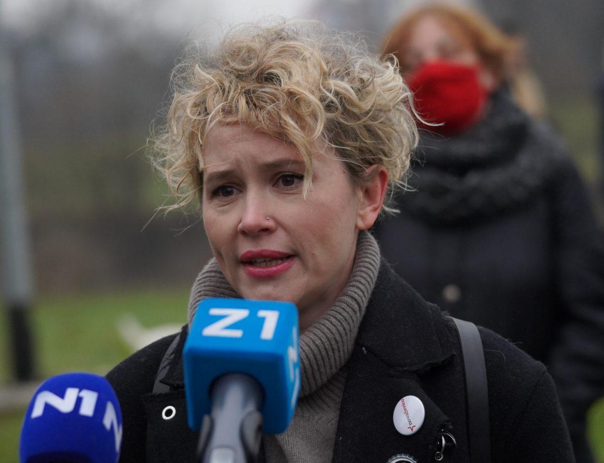 Intervju/ Ivana Kekin, predsjednica Nove ljevice: Za nas je HDZ jednako zaslužan koliko i Bandić za očajno stanje u Zagrebu…