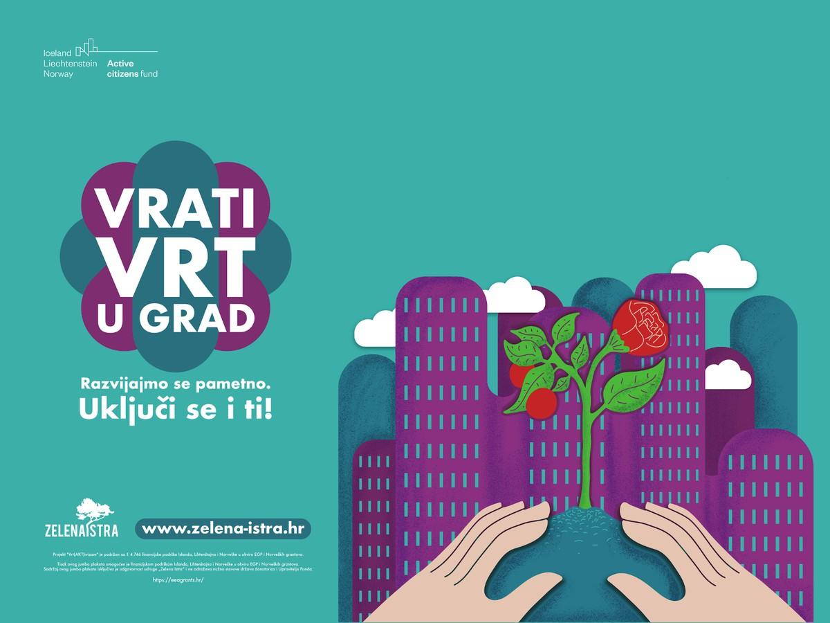 Zelena Istra: Uskoro stotinu novih urbanih vrtova