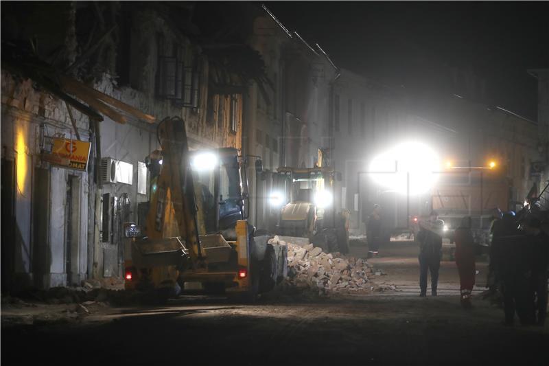 MUP: U potresu poginulo šestero ljudi
