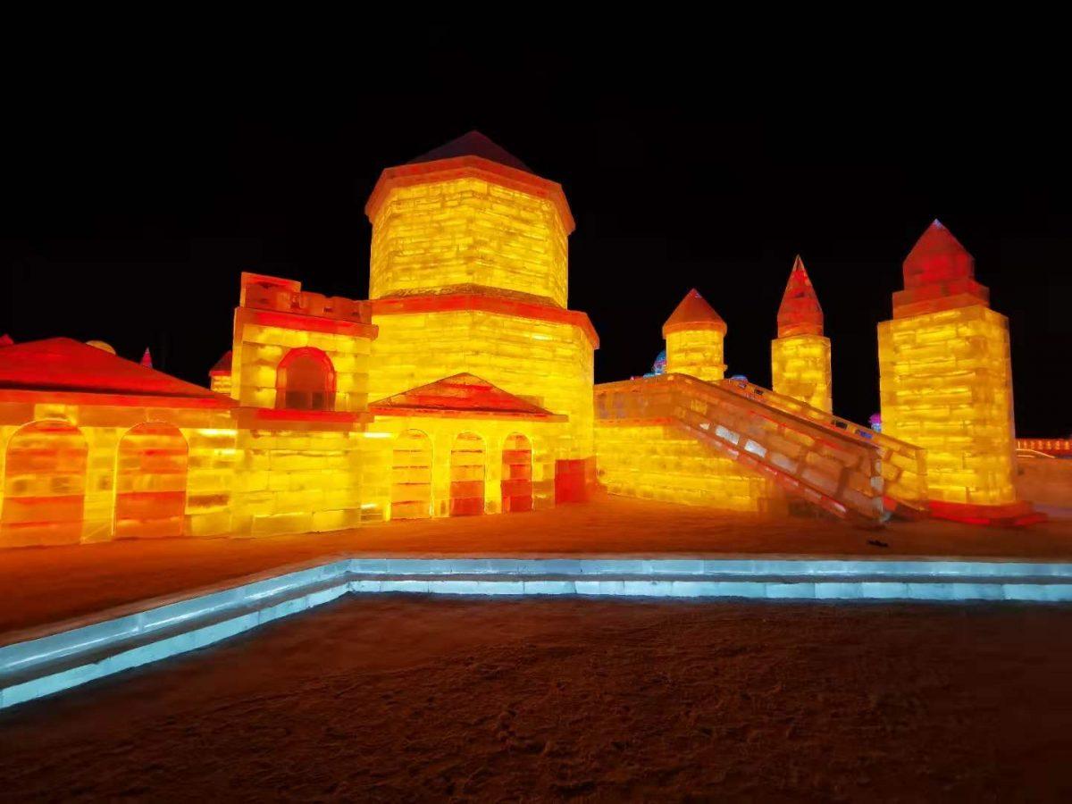 Ledena splitska ljepotica središnji eksponat na Festivalu snijega i leda u kineskom Harbinu