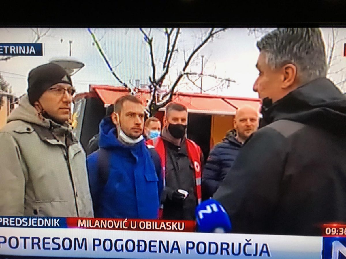 Predsjednik Milanović na Baniji: Bio bi sretniji da su posao dobili domaći ugostitelji, a ne Pleter koji je zaštićen kao lički medvjed!