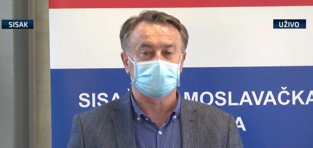 Ivo Žinić, ipak, odstupio sa stranačkih pozicija