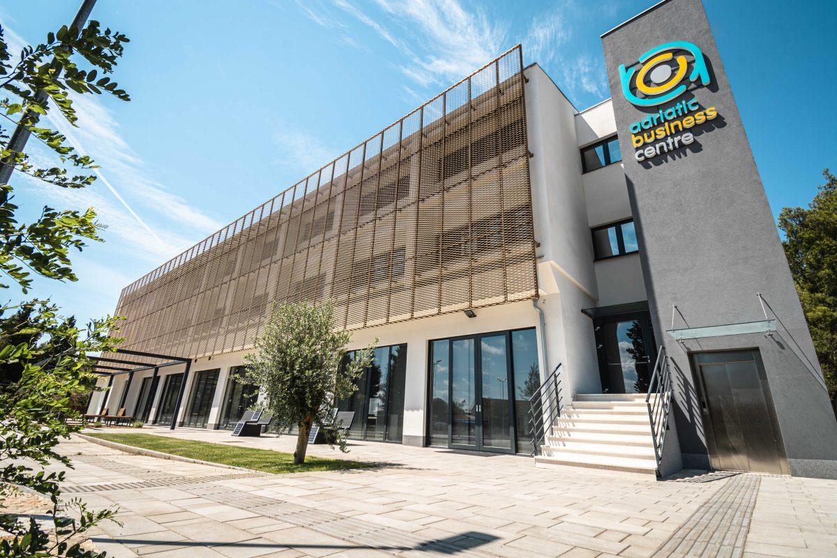 Otvoren Adriatic Business Centar ( ABC ) u Šibeniku, regionalni centar audiovizualnih komunikcija, marketinga i brendiranja