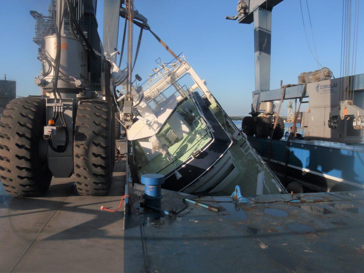 U pulskoj luci potopljena tek izgrađena ribarica; prijeti li ekološka katastrofa?!