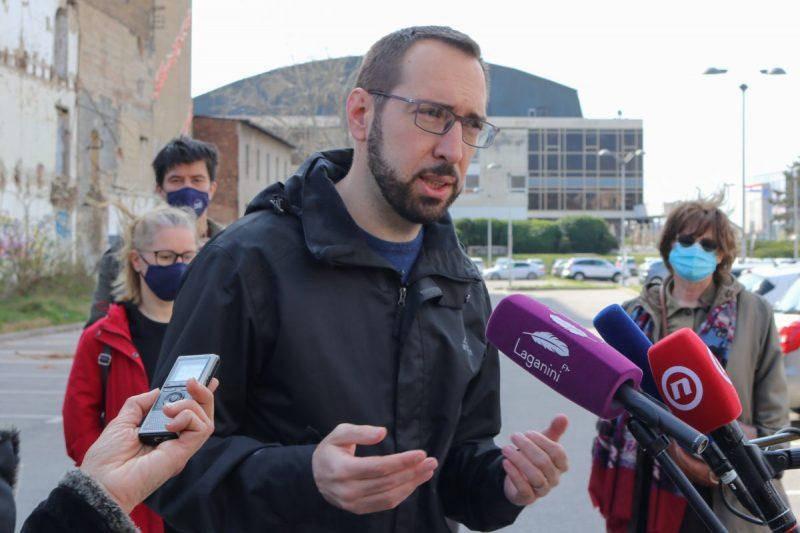 Tomislav Tomašević: Paromlin kao novi centar Zagreba, a ne rasprodaja gradskog srebra