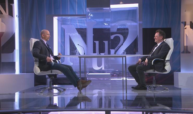 """Dalibor Matanić u HRT-ovoj emisiji """"Nedjeljom u 2 """": Nisam ni lijevo, ni desno, nego iznad!"""