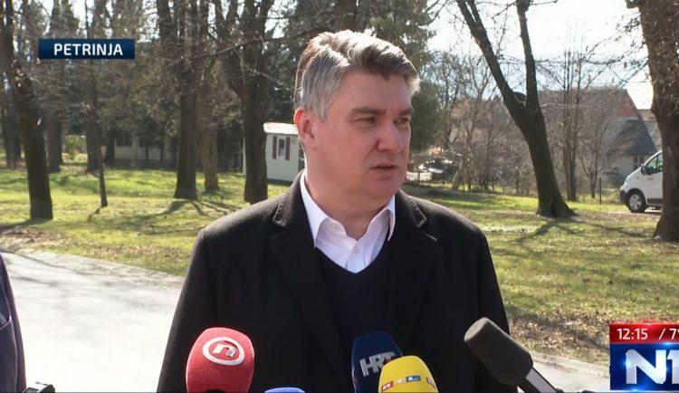 Z.Milanović o izboru predsjednice Vrhovnog suda: Zlata Đurđević je moja kandidatkinja, a hoće li se sada pojaviti neka mrlja u njezinoj karijeri, ne znam…