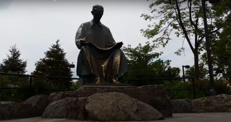 Spomenuti spomenik Nikoli Tesli