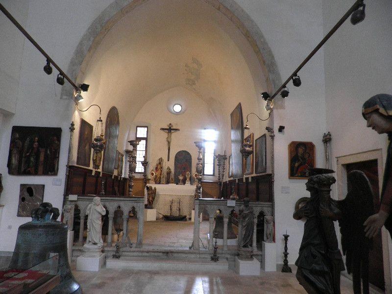Predstavljamo – Crkveni muzej Svete Barbare