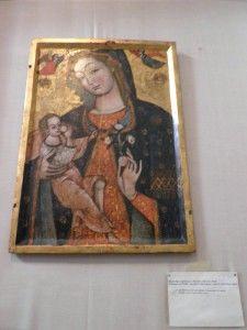 Bogorodica hodegitija, kraj 13.st.
