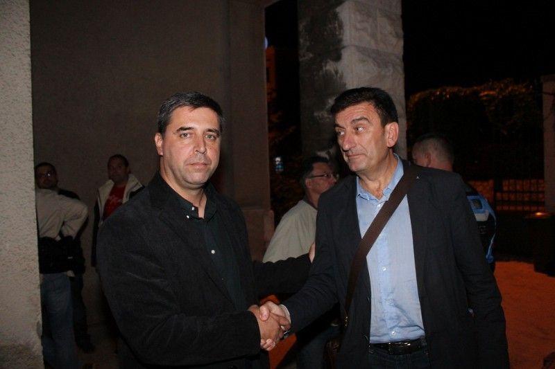 Vujin je čestitao Vidoviću na pobjedi