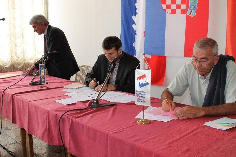 Konvencija HNS-a Šibenik (2)