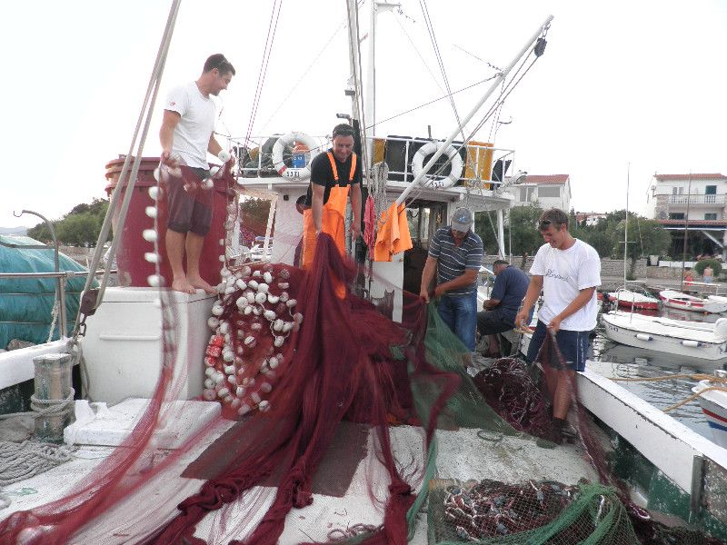 Europska komisija potiče napuštanje ribarstva