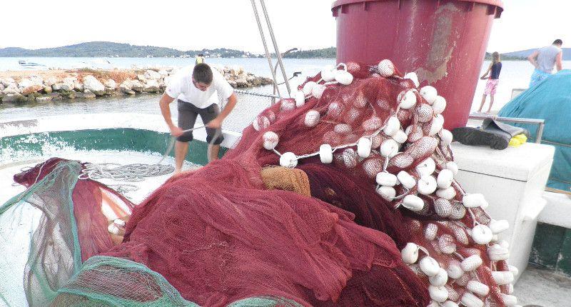 kontrola ribarskemreže- snimila: J.Klisović