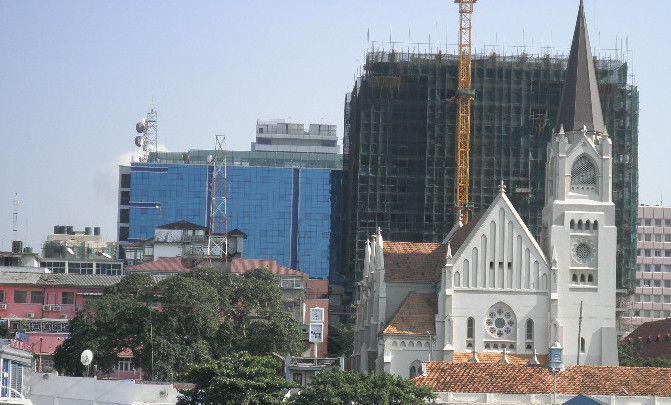 Moderna četvrta Dares es Salaama