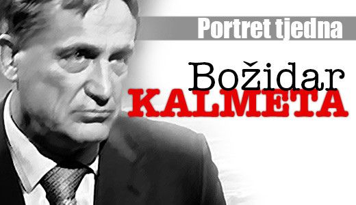 Portret tjedna/Božidar Kalmeta, zadarski gradonačelnik: Svjedoci ne mogu postojati, nema ih! Je li to prijetnja ili utjeha?