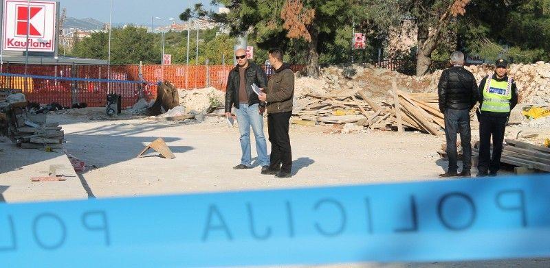 Na gradilištu ispod dizalice pronašli mrtvo tijelo mladića