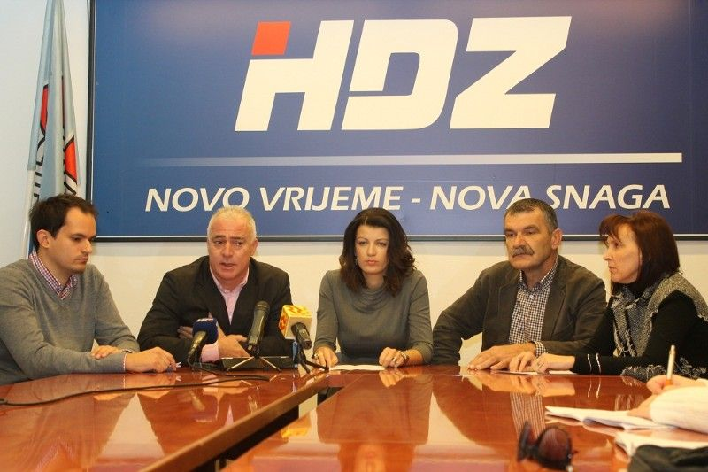 Ivan Malenica, Goran Pauk, Josipa Rimac, Nediljko Dujić i Anita Aužina (Foto: Hrvoslav Pavić)