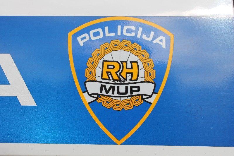 Sudar u Donjem Polju: Vozač (32) iz Boraje u kritičnom stanju prebačen u Split