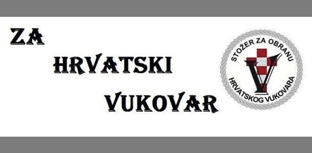 'Stožer za obranu hrvatskog Vukovara' nosi potpise u Hrvatski sabor