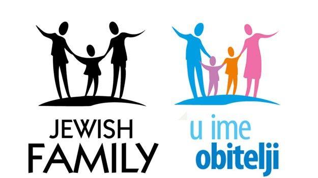 Mediji su 'krivi' jer su, među ostalim, obznanili kako je 'U ime obitelji' ukrala ideju za logo.