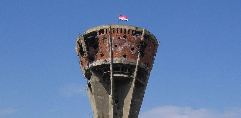 Svečano otvoren obnovljeni vukovarski Vodotoranj, simbol ratnog stradanja grada