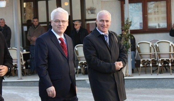 Predsjednik Josipović posjetio Drniš 088