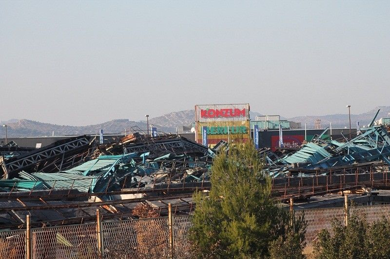 Mogu li se uništena radna mjesta nadomjestititi (Foto: Tris/H.Pavić)