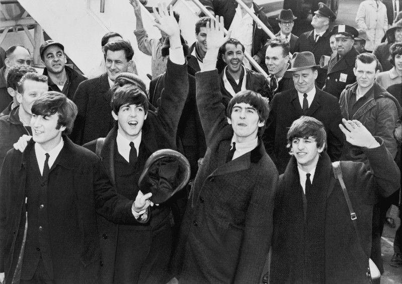 The Beatles (Foto: Wikipedia)