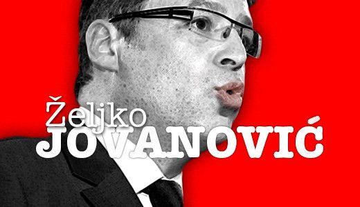 """Portret tjedna: Željko Jovanović, frustrirani ministar, žrtva svoje """"lovine"""""""