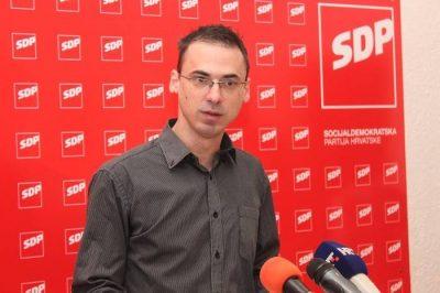 Mirko Antunović, čelnik kninskog SDP-a: Josipa Rimac dovela je Knin u financijski kolaps!
