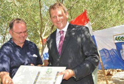 Načelnik Željko Baradić (Foto: Općina Stankovci www.stankovci.hr)