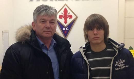 Igrač HNK Šibenik, Frane Bitunjac, potpisao za Fiorentinu!