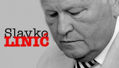 Portret tjedna/Slavko Linić, bivši ministar financija : Ministri su neradnici, premijer slabić i kukavica, a Linić? Lutak HDZ-a?