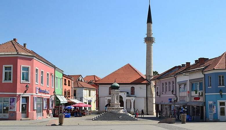 Tuzla: Hadži-Hasanova  džamija