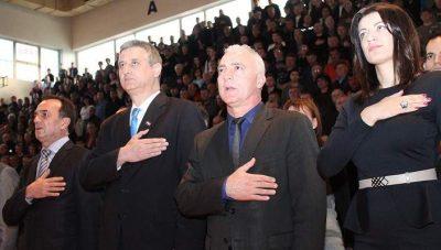 Arhiva: Josipa Rimac (prva zdesna)  i stranačke kolege (foto TRIS)
