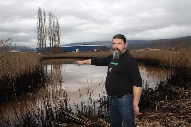 Ekološka katastrofa u Kninu u veljači