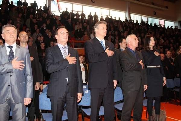 Karamarko na 24. obljetnici HDZ-a u Šibeniku 087