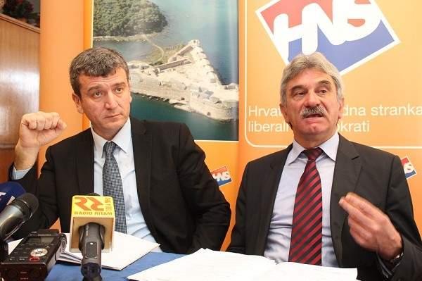 Šibenski HNS proziva gradsku vlast: 'Puno parade, a malo napravljenog'