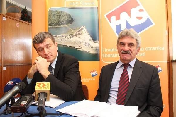 Petar Baranović i Frane Malenica - Konferencija HNS-a (3)